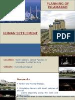 Doxiadis Islamabad Planning