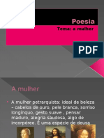Poesia A Mulher