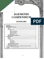 Livret - Daemonis Compendium