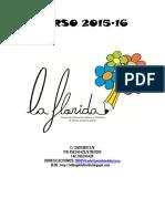 Curso 2015-2016 Datos Centro
