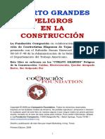 CONSTRUCCION, Cuatro Grandes Peligros-OSHA