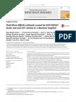 Clostridium Difficile Outbreak Caused by NAP1 BI 027