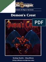 OD - Demon's Crest