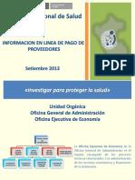 3Proyecto de Mejora Pago en Linea de Proveedores - InS