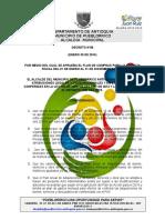 Decreto Plan de Compras 2016