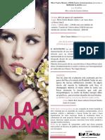 Boletín La Novia