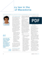 Macedonia Article Eurofenix Spring 2015