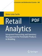 Retail Analytics [Anna-Lena Sachs]
