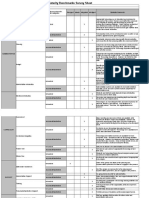 Survey School Evaluation