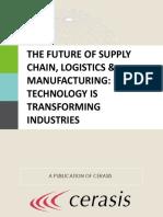 Technology Manufacturing SupplyChain Logistics eBook