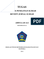 Tugas Review Jurnal