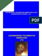 Biologia - Leishmaniose tegumentar