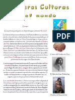 Monográficos Primeras Culturas Del Mundo Europa
