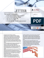 LINC Newsletter Week 5