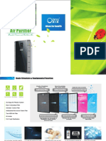 2015 New Air Purifier Catalog
