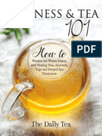 TheBook Daily Tea Wellness Tea 101 e