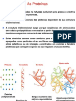 Biologia - Aula IV - Proteínas