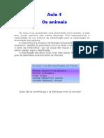 Biologia - Aula 04 - Os animais