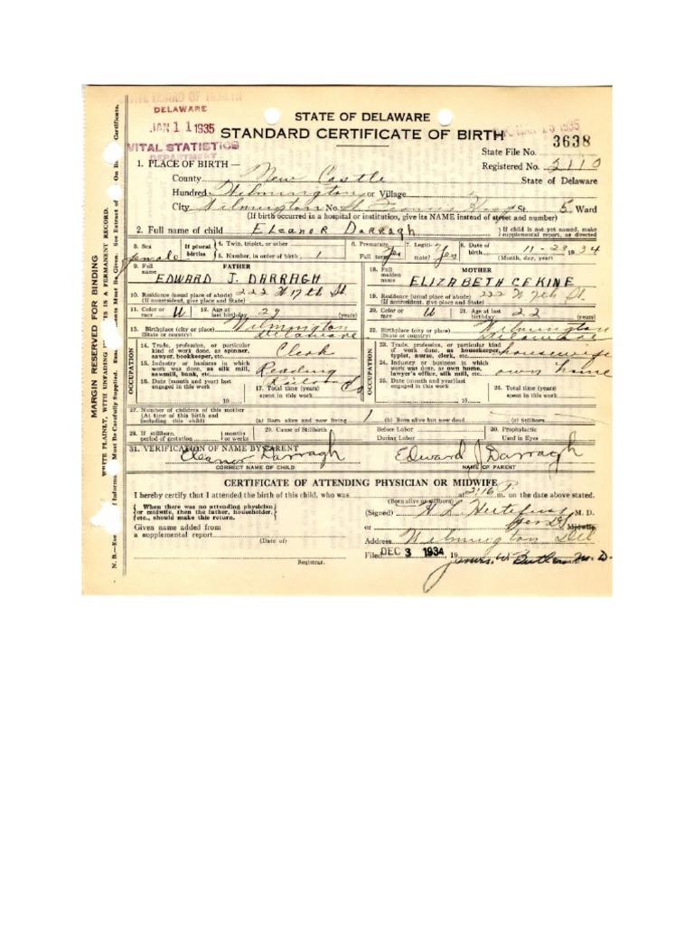 birth ted certificate cruz