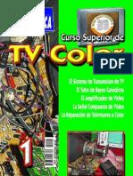 Curso Superior de TV Color