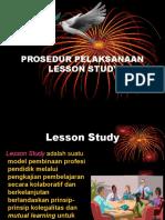 Langkah Lesson Study