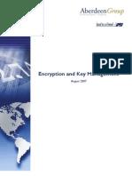 Aberdeen Encryption Key Management
