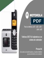 l401 403 Userguide Spanish
