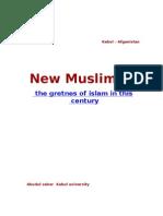 History of New Muslim