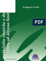 IX Rapporto CnAMC