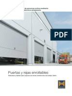 Rolltore SP Puertas SSG