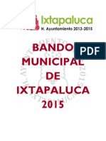 Ixtapaluca 2016 mapas