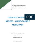 3518 Cuidados Humanos Basicos-Alimentaçao e Mobilidade