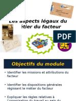 Réglementation de L_activité Postale