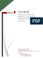 Estudio Sobre Clasificacion Retribucion y Reclutamiento en La Rama Ejecutiva