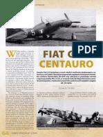 Fiat G.55 Centauro - Artykuł Historia