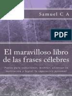 El Maravilloso Libro de Las Fra - Samuel C A