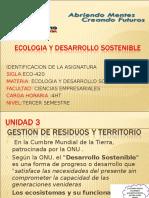 GESTION DE RESIDUOS  ECO Y DESA.ppt
