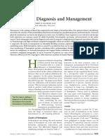 Diagnosis Dan Managemant Hemoptisis