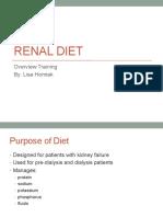 diet edu renal