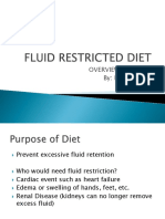 diet edu fluid