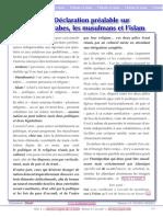 2Da05-PrealableIslam