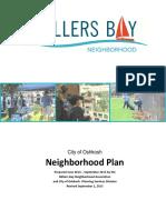 millers bay neighborhood plan final