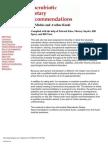 Kushi - Macrobiotic Dietary recommendations