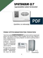 Q7 2012 Novi Softver