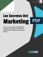Reporte Los Secretos Del Marketing