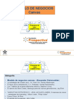 Proceso - Canvas - Prospectiva JEV