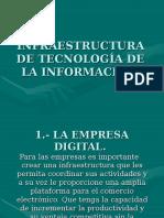 Infraestructura de Tegnología de La Información.