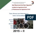 Informe Tecnologia Concreto Durabilidad