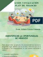 PLAN DE NEGOCIOS 2010.ppt
