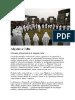 Alquimia Celta